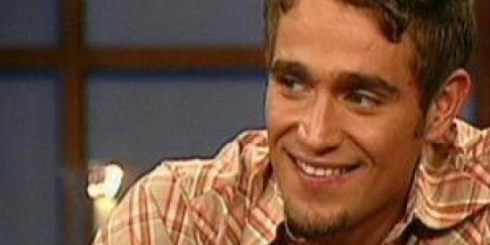 """Michel Brown era """"Franco Reyes"""". Foto:vía Caracol Televisión/Telemundo"""