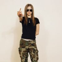 Avril Lavigne inspiró a toda una generación a vestirse mal. Foto:vía Getty Images