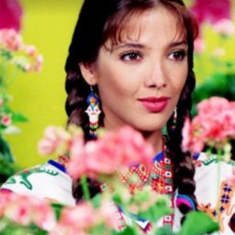 """Quienes fueron niños en los noventa pudieron verla en producciones como """"María Isabel""""."""
