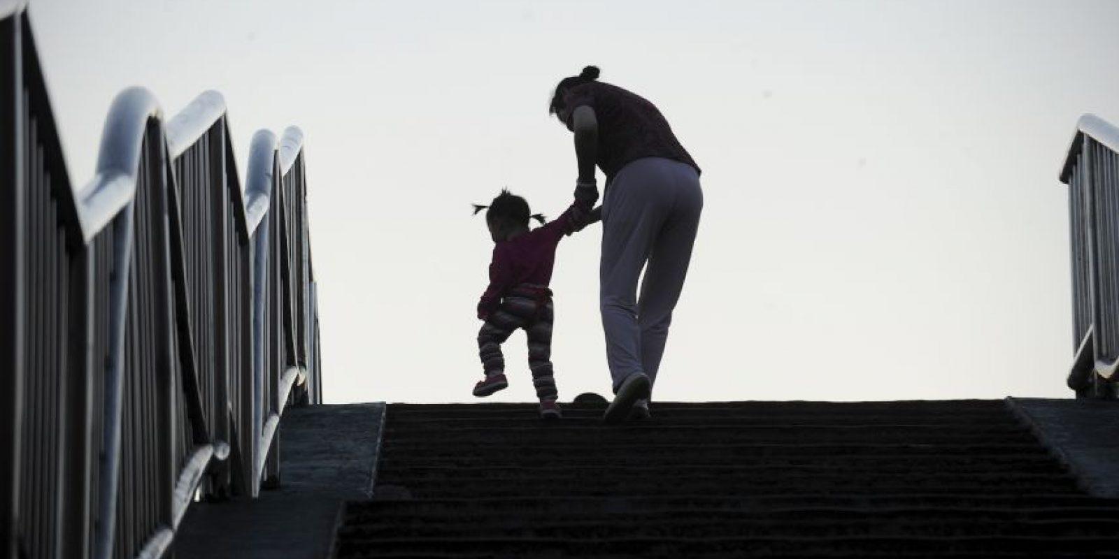 Ellas tienen una mayor esperanza de vida Foto:AFP