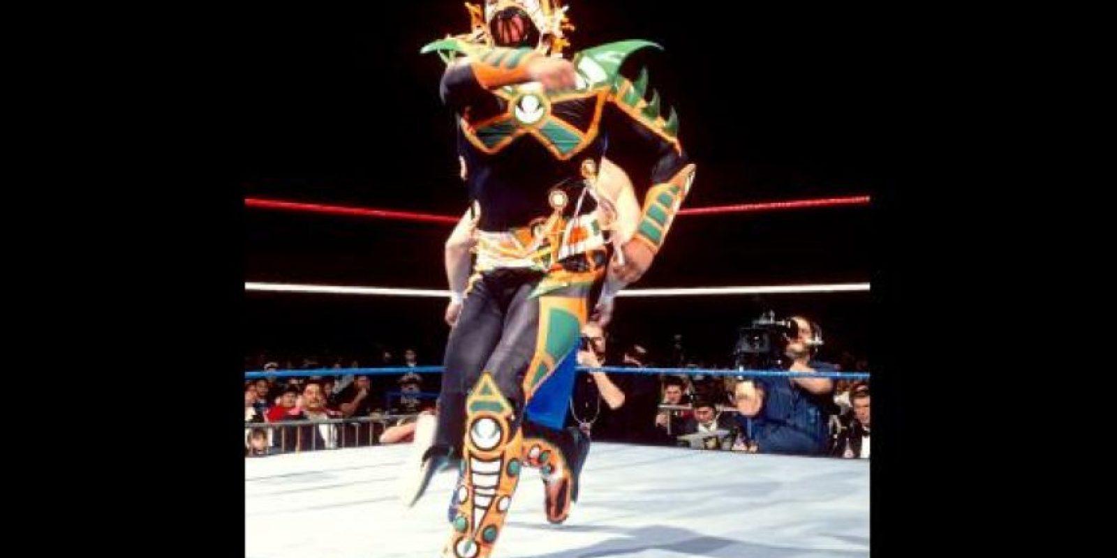 Histeria Foto:WWE