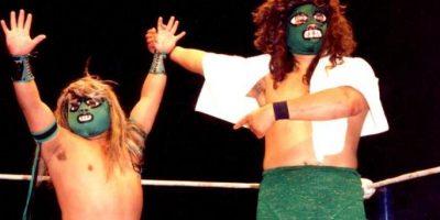 Espectro Jr Foto:WWE