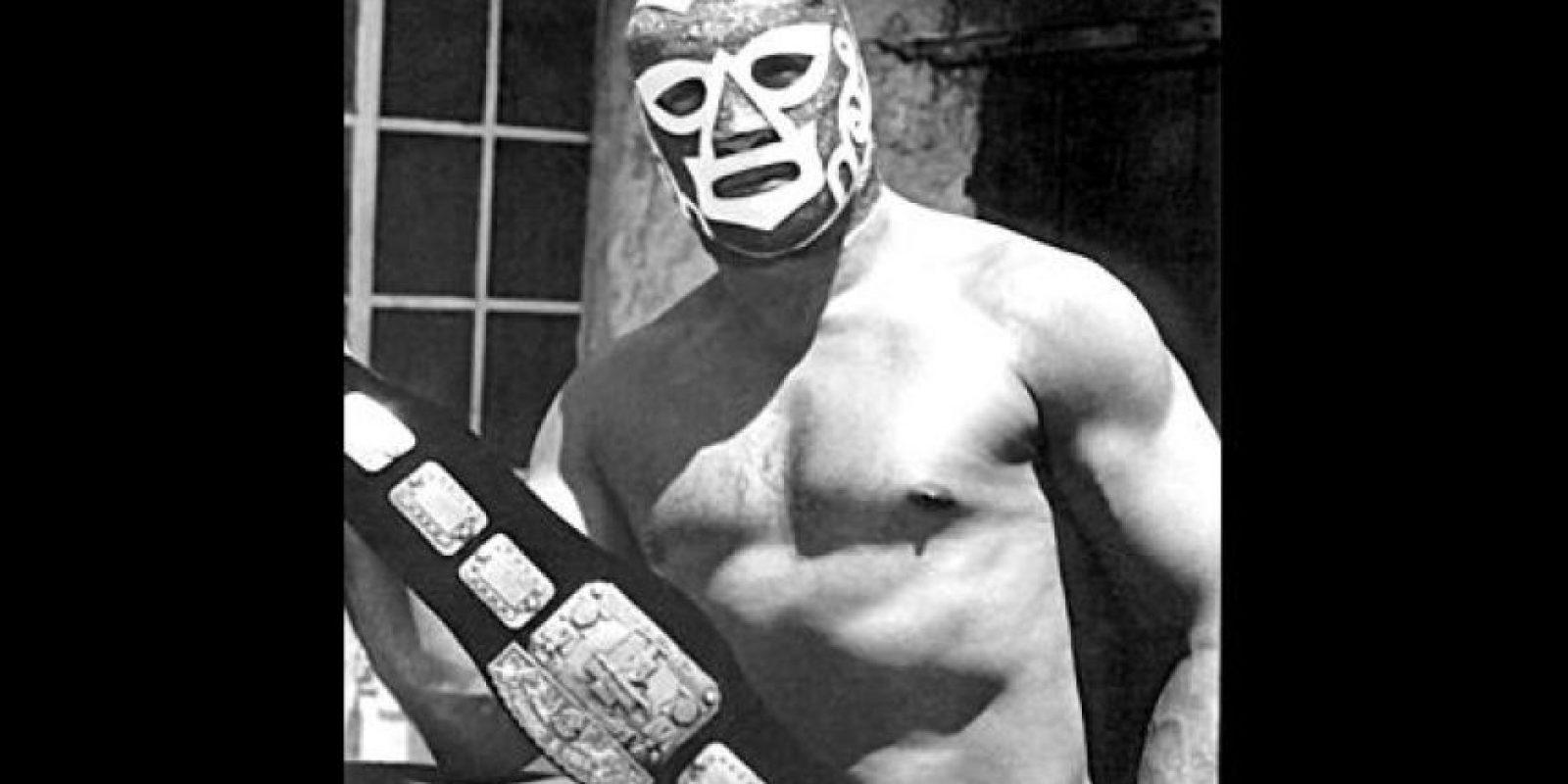 Huracán Ramírez Foto:WWE