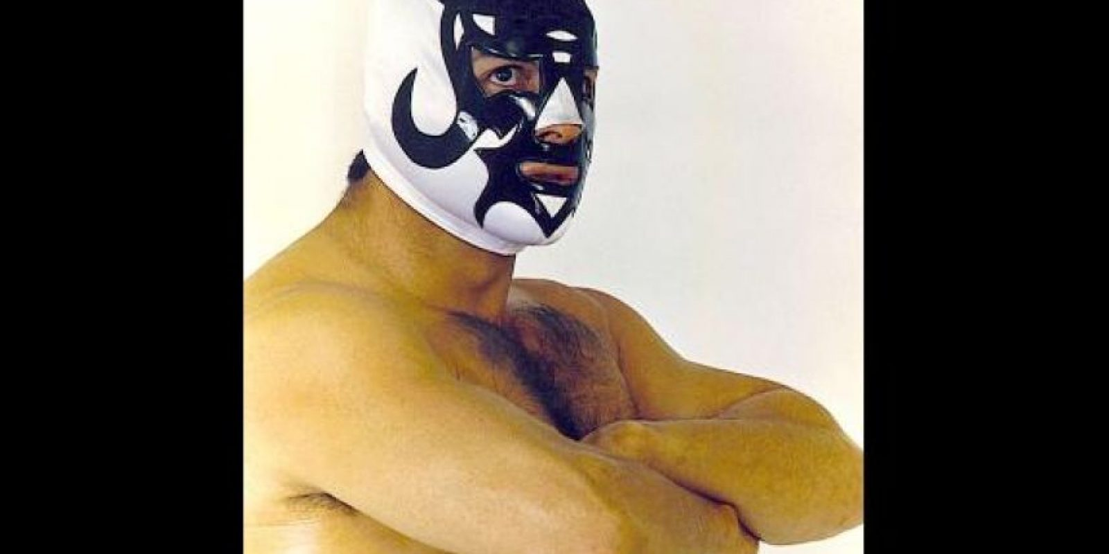 Máscara Año 2000 Foto:WWE
