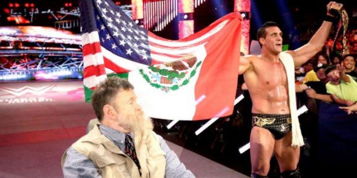 Revelan millonario contrato que Alberto del Río aceptó para volver a WWE