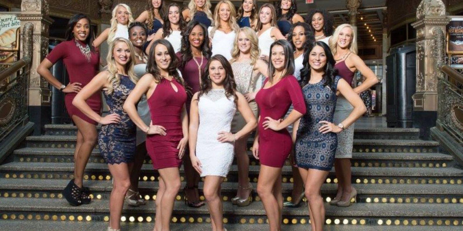 Cleveland Cavaliers Girls Foto:NBA