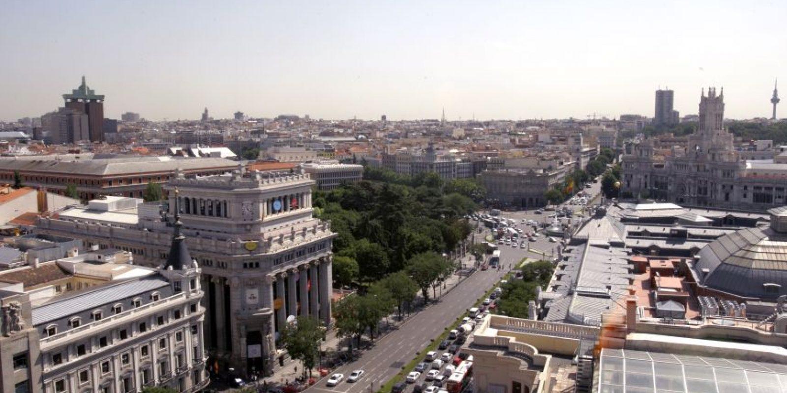 Ciudades como Madrid, París, Roma y Atenas podrán ser visitadas por los colombianos libremente Foto:EFE