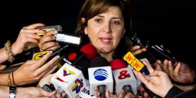 La gestión fue liderada por la canciller María Ángela Holguín Foto:EFE