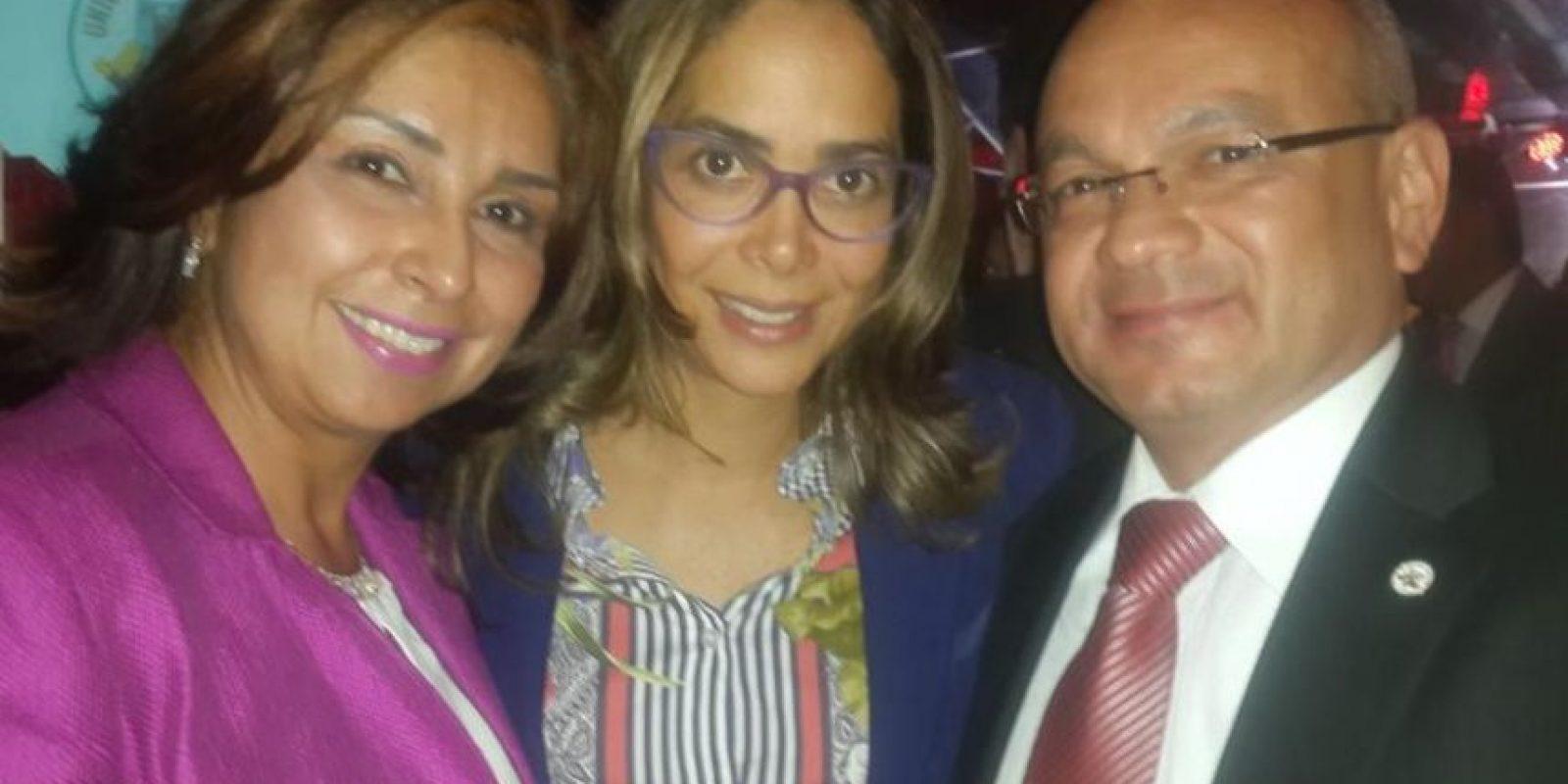 Vicepresidenta del Senado, Nidia Marcela Osorio. Foto:Twitter Nidia Marcela Osorio