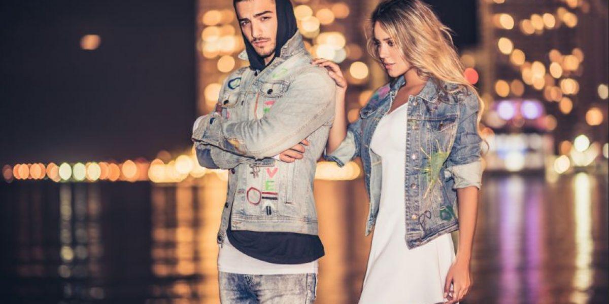 Fotos: Maluma diseña su primera línea de ropa