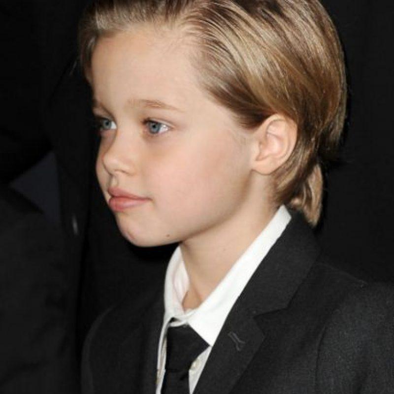 3.- Desde pequeña adoptó un estilo de vestir de tipo masculino. Foto:Getty Images