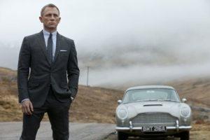 """La nueva cinta de """"James Bond"""" se titula """"Spectre"""" Foto: IMDb"""