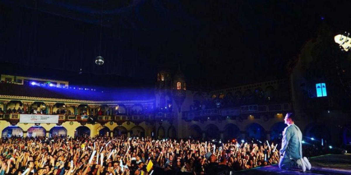 Posponen concierto de J Balvin en Bogotá