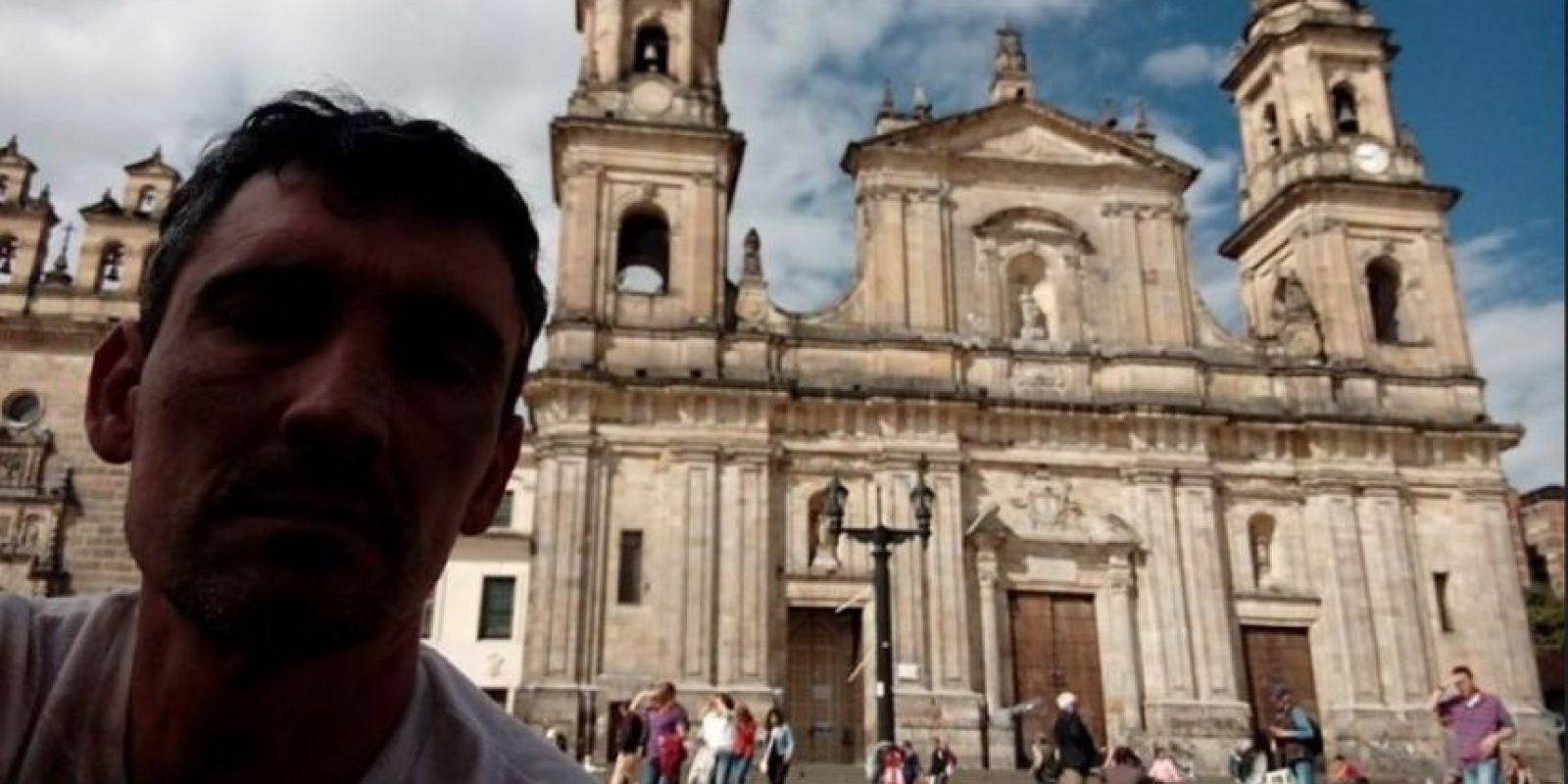Foto:Captura de pantalla perfiles Pablo 'Bebote' Álvarez en Facebook.