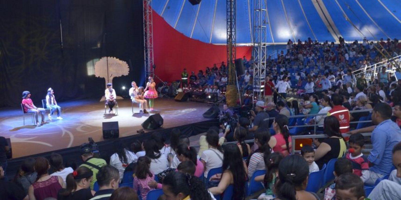 Festival Buen Comienzo. Foto:Cortesía: Alcaldía de Medellín