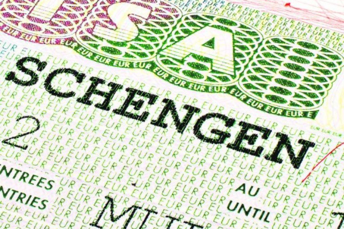 El documento para entrar a Europa no reemplazaría la Visa Schengen. Foto:Archivo Publimetro
