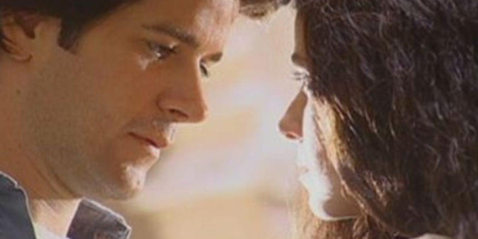 """Luego de muchos obstáculos por fin queda reunido con su amada """"Jade""""."""