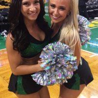 Janelle (derecha) Foto:NBA