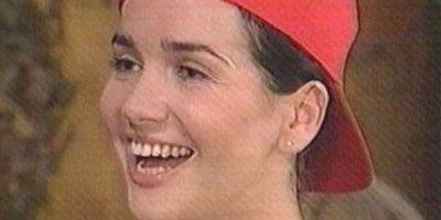 """""""Milagros"""" era la protagonista, que también era una chica ruda y directa. Foto:vía Telefe"""