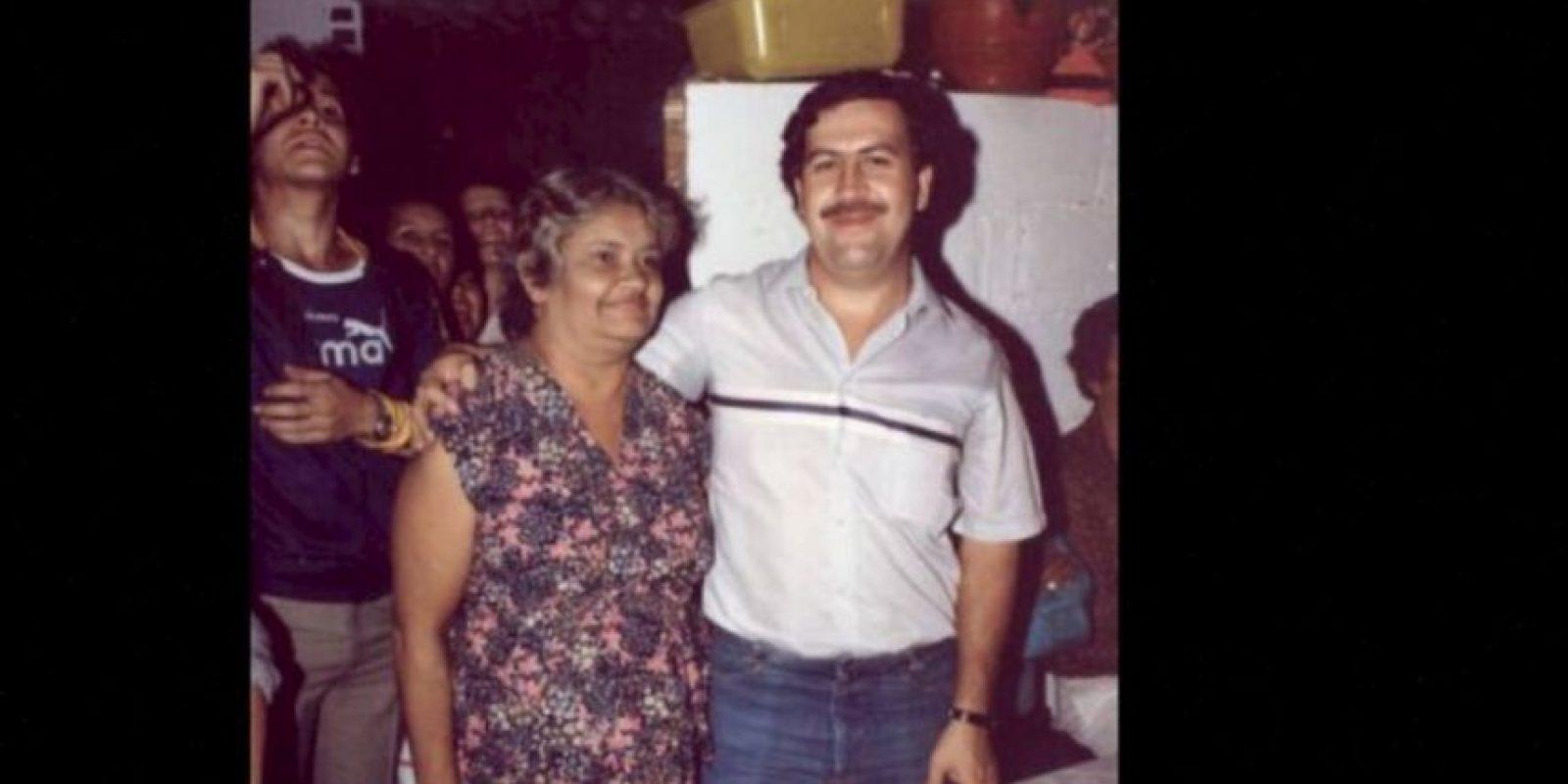 Debido a su profesión aterrorizó al país durante las décadas de los años 80 y 90. Foto:Vía Facebook.com/JuanPabloEscobarHenao