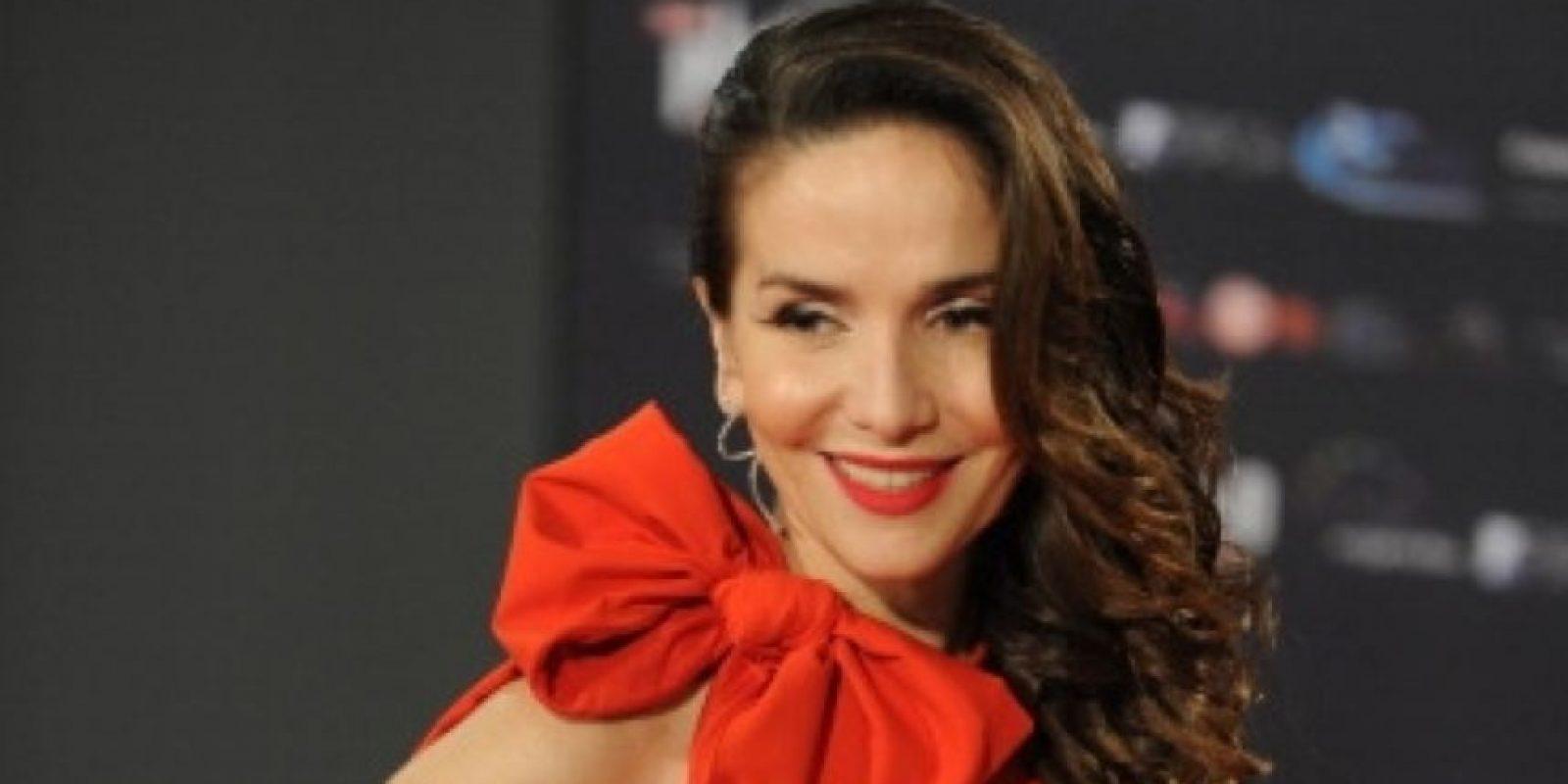 """Luego de """"Sos Mi Vida"""" volvió a las telenovelas con """"Amanda O"""". Foto:vía Getty Images"""