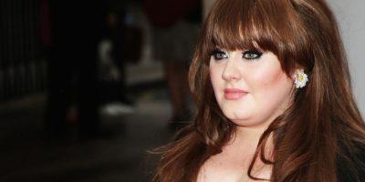 Adele explicó que Amy Winehoue la motivó a crear música. Foto:Getty Images