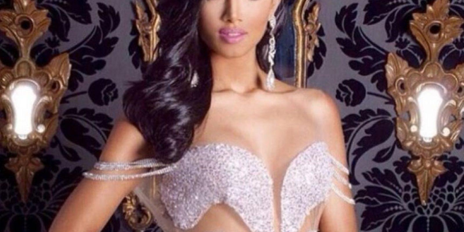 Se llama Maydeliana Diaz, y busca ser Miss Venezuela 2015 Foto: instagram.com/maydelianadiaz/
