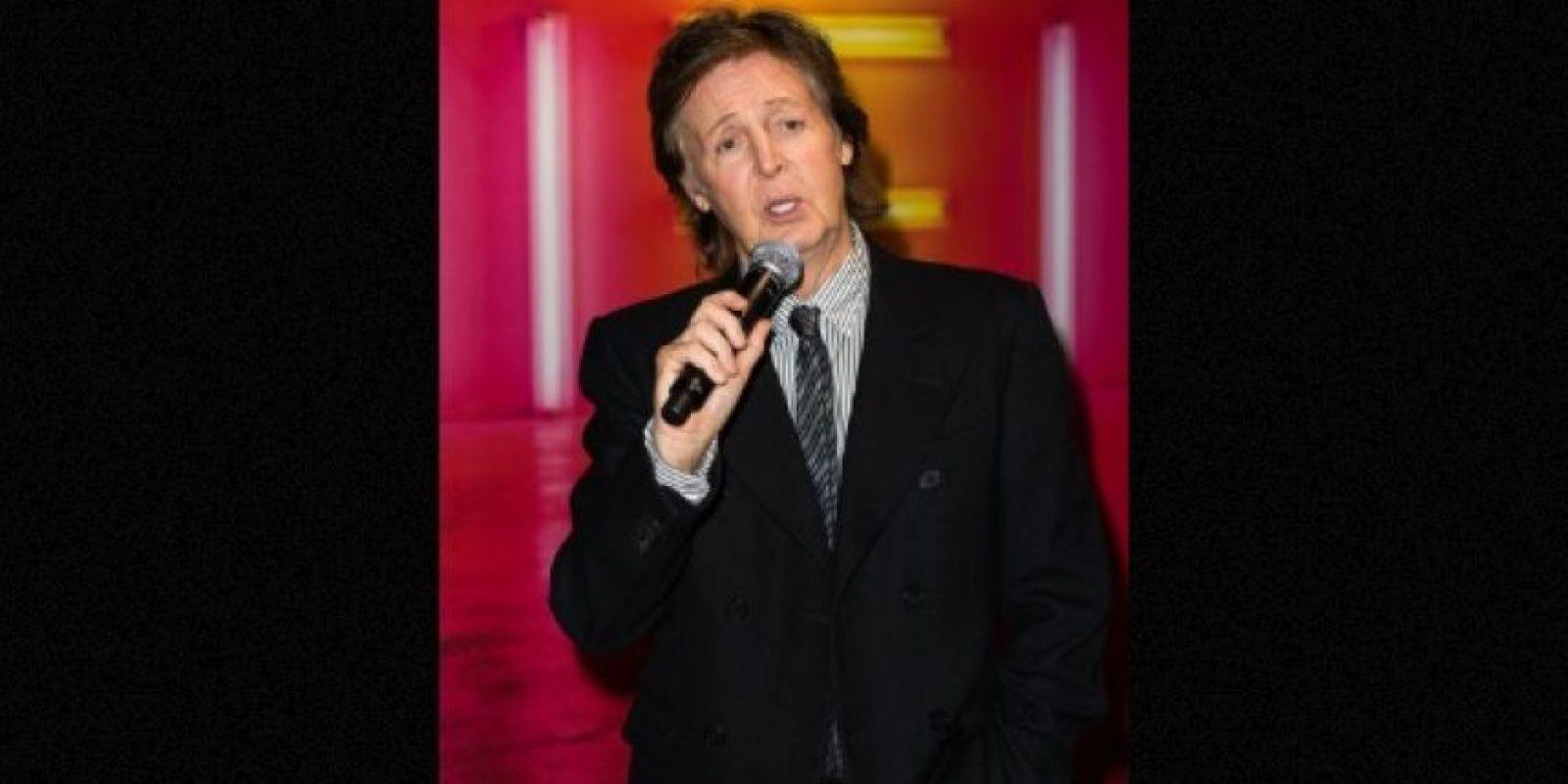 Paul McCartney Foto:Getty Images