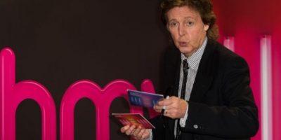 Sintió la presencia de John Lennon Foto:Getty Images