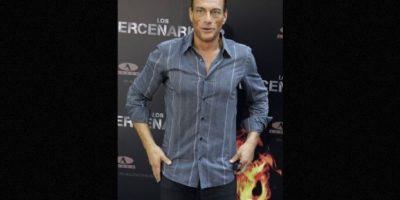Jean Claude Van Damme Foto:Getty Images