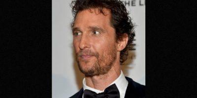 Mathew McConaughey Foto:Getty Images