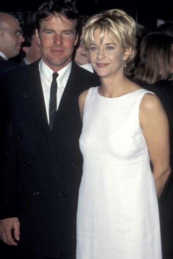 Y en 1991 pasaron por el altar. Foto:The Grosby Group