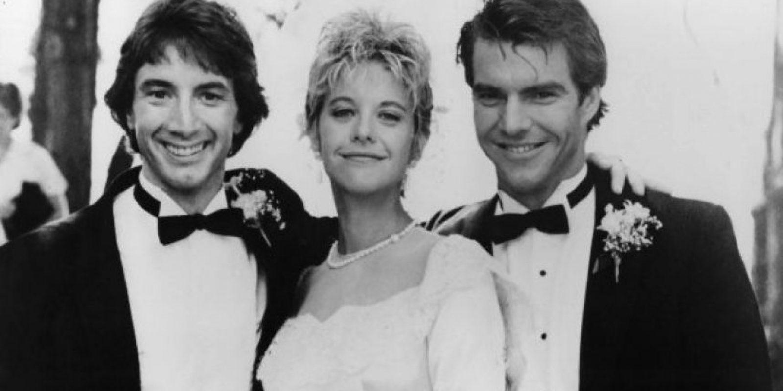 Su relación se confirmó en 1987 Foto:Getty Images