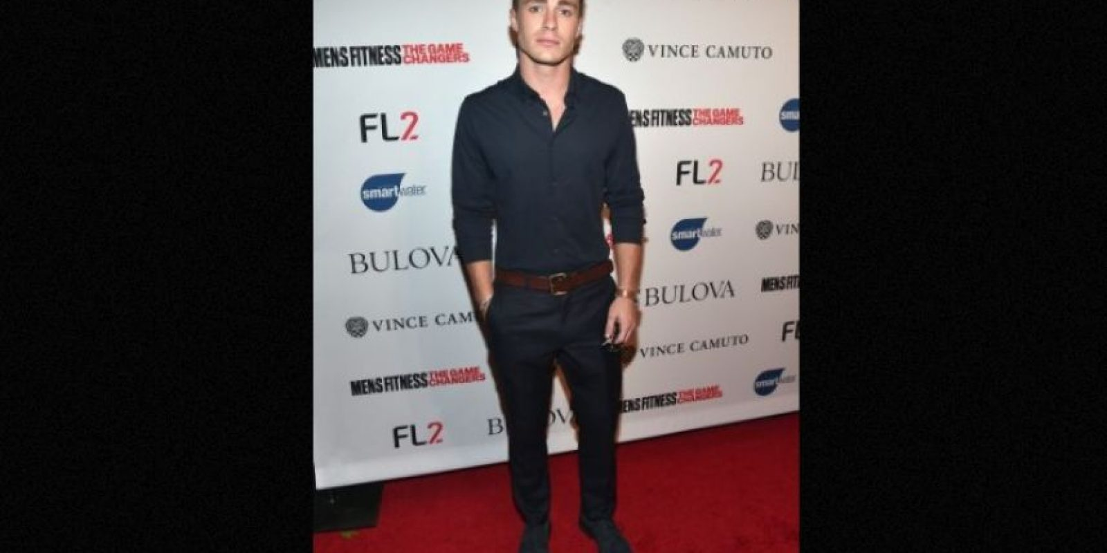 Es Colton Haynes Foto: Getty Images