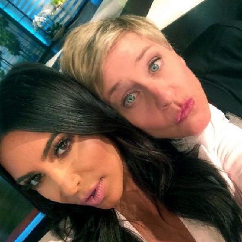 ¡Nooo! Es Ellen DeGeneres Foto:Instagram/theellenshow