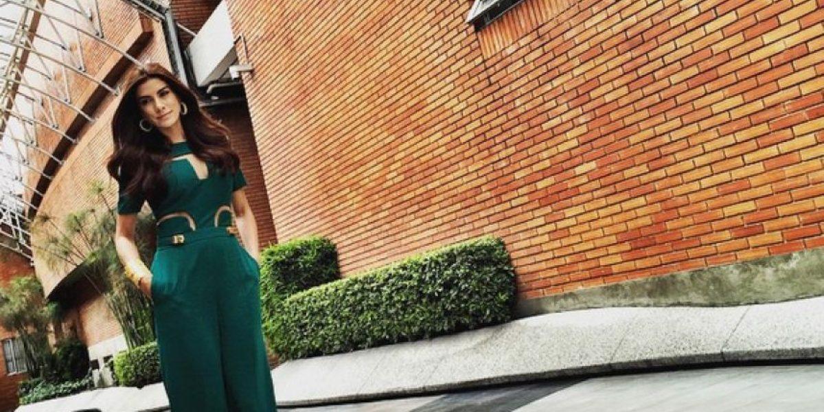 Andrea Serna cantará en el Factor XF