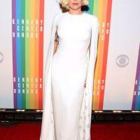 Y también Lady Gaga. Foto:vía Getty Images