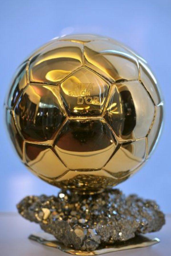 2. ¿Está maldito el Balón de Oro? Foto:Getty Images