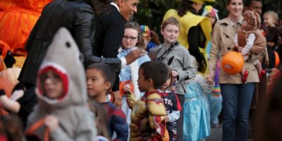 Asisten niños de diferentes lugares del país Foto:Getty Images