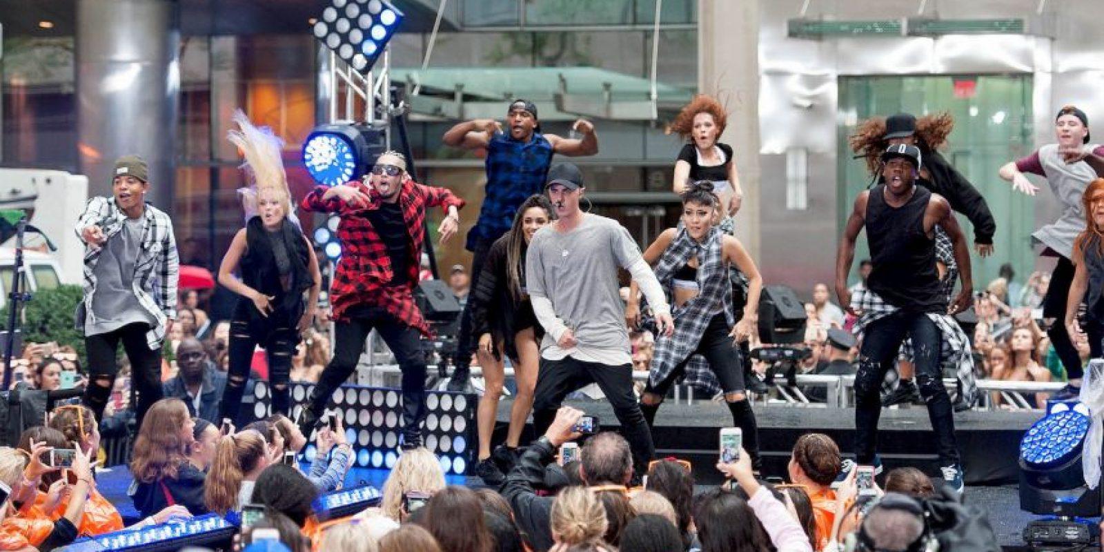 Justin Bieber volvió a comportarse de la peor manera con el público español. Foto:Getty Images