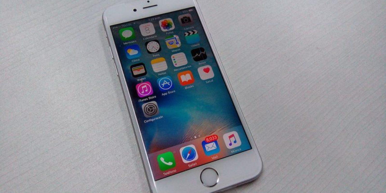 A continuación les mostramos las razones por las que todos quieren un iPhone 6s. Foto:Cesar Acosta / Especial