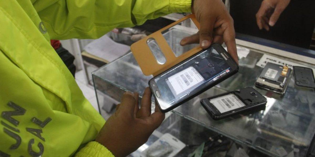 Millonaria incautación de celulares que habrían sido robados y se vendían en el centro de Cali