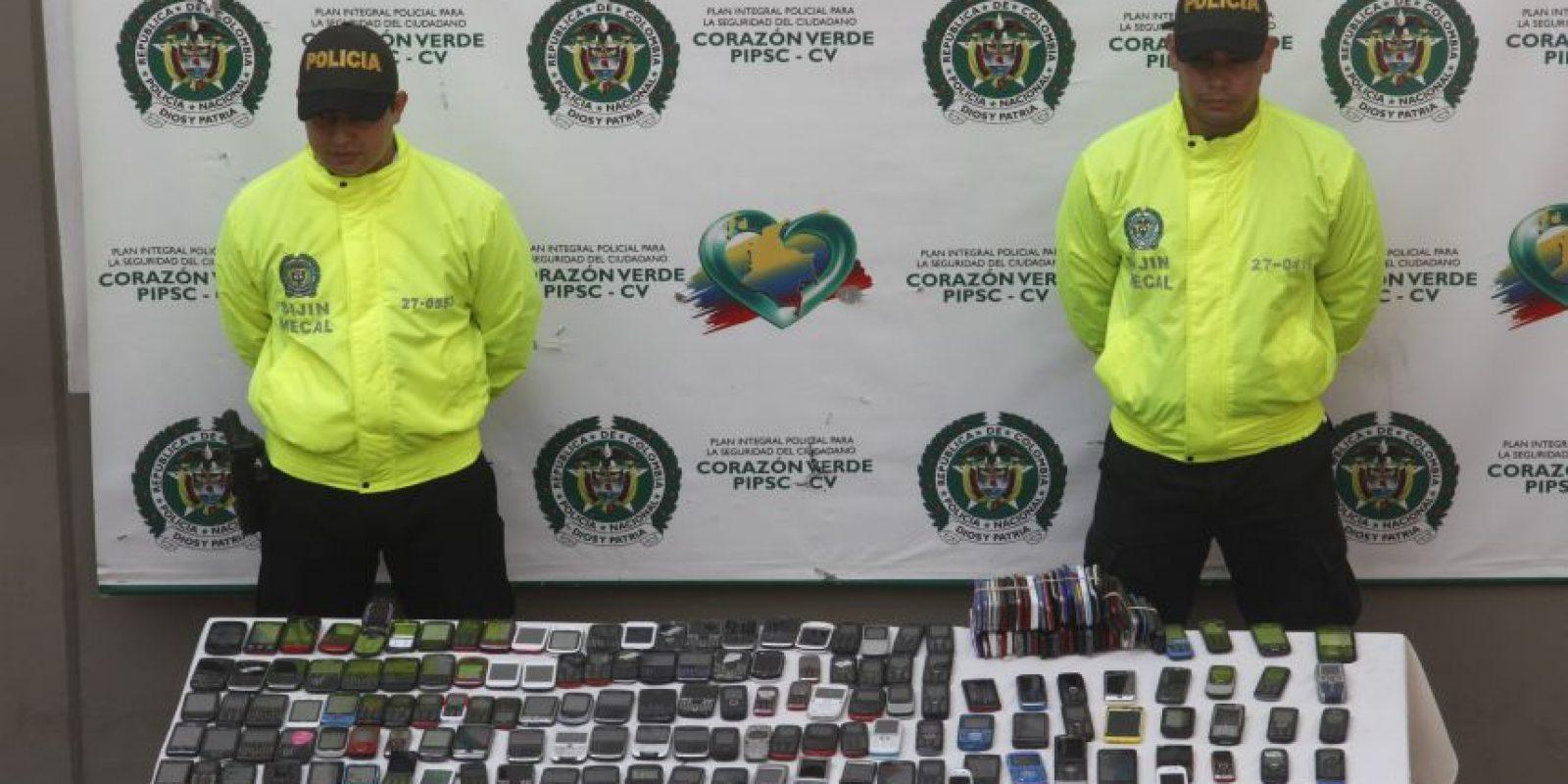 Foto:Policía Metropolitana de Cali
