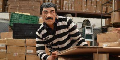 El disfraz del narcotraficante es la sensación en México este Halloween. Foto:AP