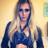 Charlotte es una luchadora profesional estadounidense que trabaja para la WWE. Foto:Vía instagram.com/charlottewwe