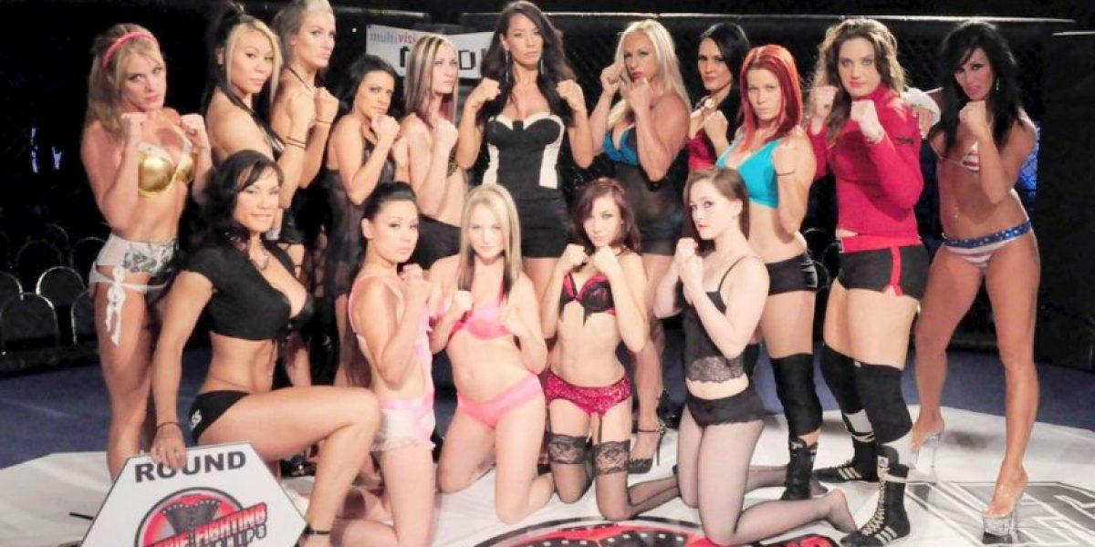 Lingerie Fighting Championship: La UFC en ropa interior