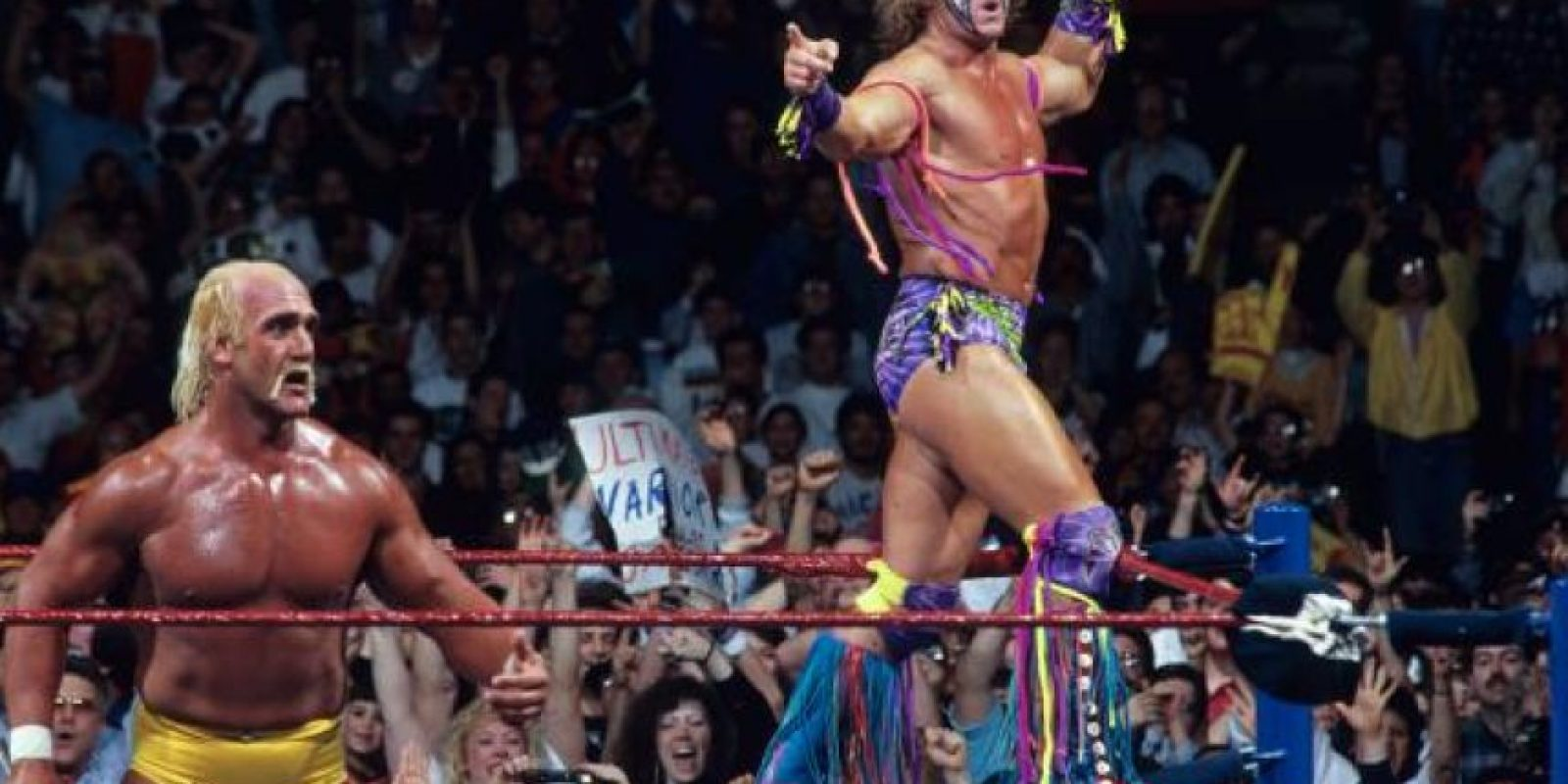 Ultimate Warrior Foto: WWE