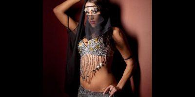 Nikki Bella como gitana. Foto:WWE