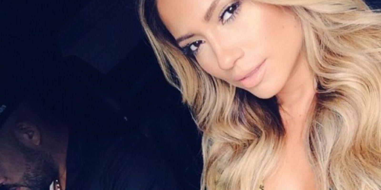 Su parecido es tan impresionante que cuando Jessica posó desnuda para una revista, varios fans pensaron que era Jennifer López, algo que fue negado por la celebridad. Foto: instagram.com/jessicaburciaga/
