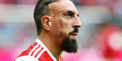 1. Frank Ribery Foto:Getty Images